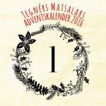Tegnérs Matsalars Adventskalender