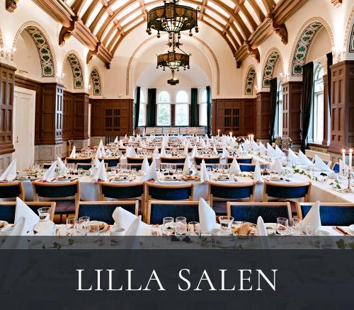 Lilla Salen - festsal hos Restaurang Tegnérs matsalar i Lund