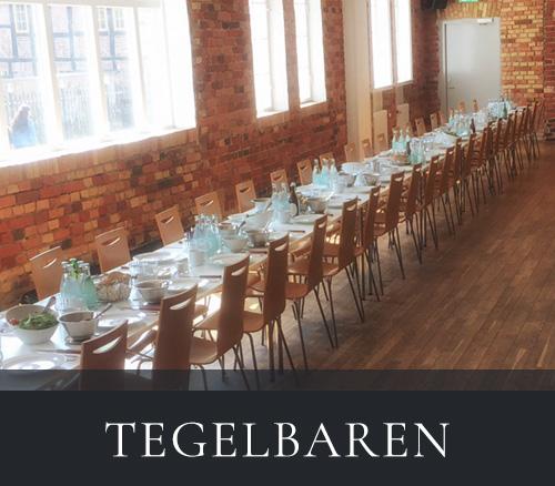 Tegelbaren - festlokal hos Tegnérs Matsalar i Lund